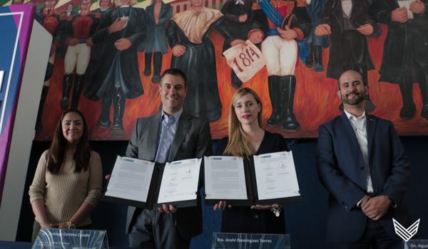 Firma de Colaboración UC – DIF Municipal