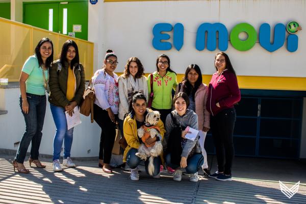 Visita a El Movi