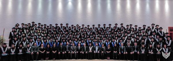 Guerreros Graduados 2019
