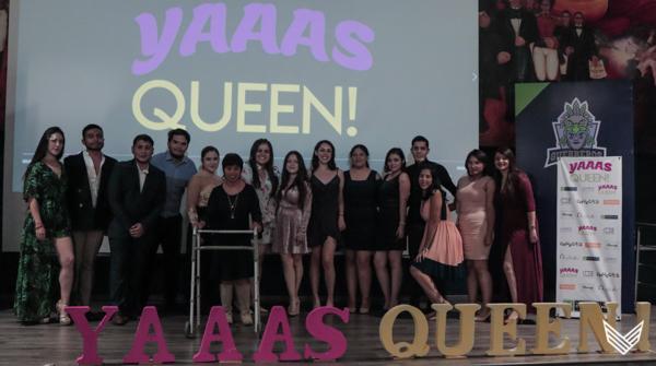 """Presentación Estelar """"Yaas Queen"""""""