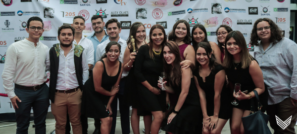 """Alumnos de octavo cuatrimestre realizan  premier del cortometraje """"Nico"""""""