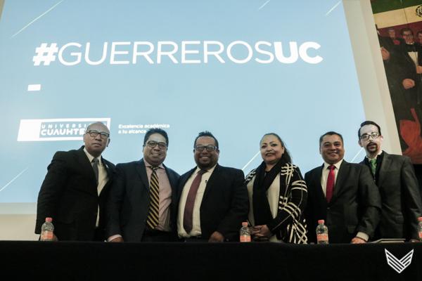 Formador de Guerreros, presenta su libro